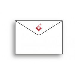 Enveloppe C5 avec ou sans fenêtre - impression numérique